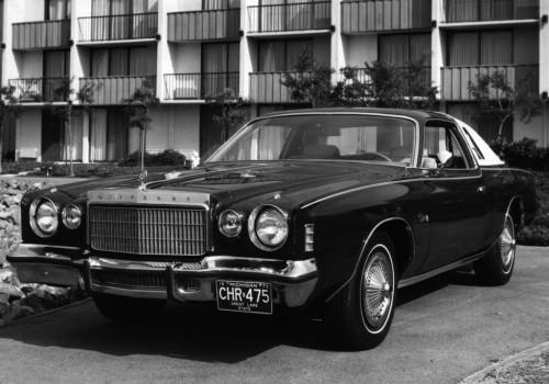 Chrysler Cordoba -  Première génération