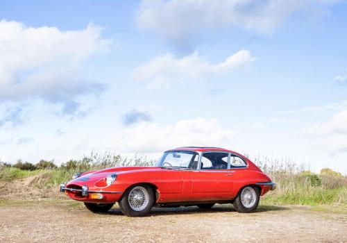 Jaguar Type E -  Série II 2+2