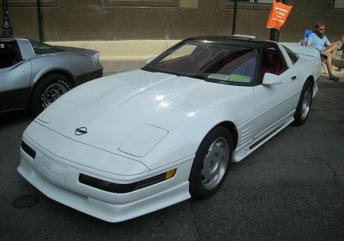 """Chevrolet Corvette C4 -  ZR-2 """"Big Top"""""""
