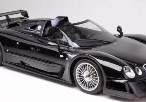 Mercedes-Benz CLK-GTR -  Roadster
