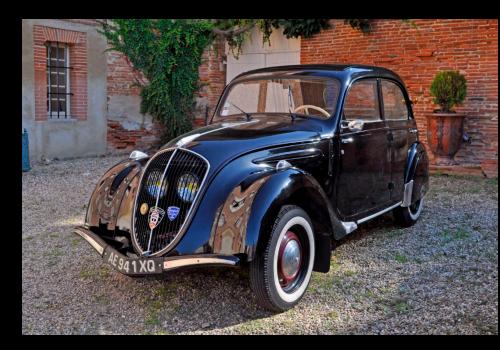 Peugeot 202 -  B