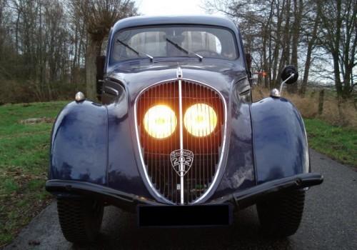 Peugeot 202 -  U