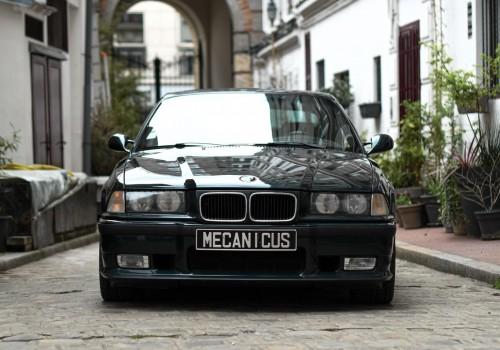 BMW M3 E36 3.0 Cabriolet Individual