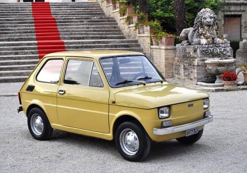 Fiat 126 -  A