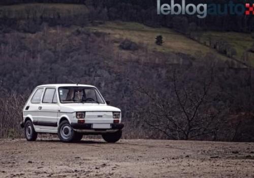 Fiat 126 -  Personal