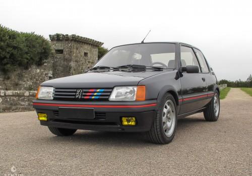 Peugeot 205 -  Serie I (741A/C) - 1.9 GTI
