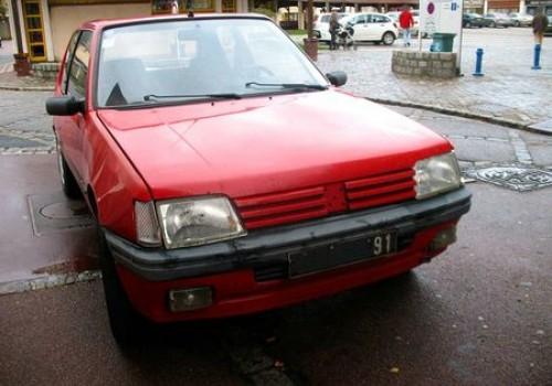 Peugeot 205 -  Série II (20A/C) - 1.8 Turbo D