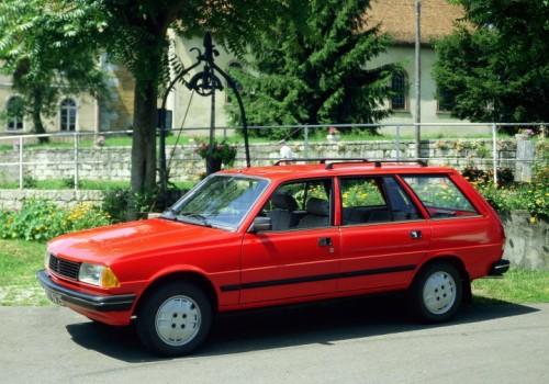 Peugeot 305 II (581M) -  Break (581E) 1.5