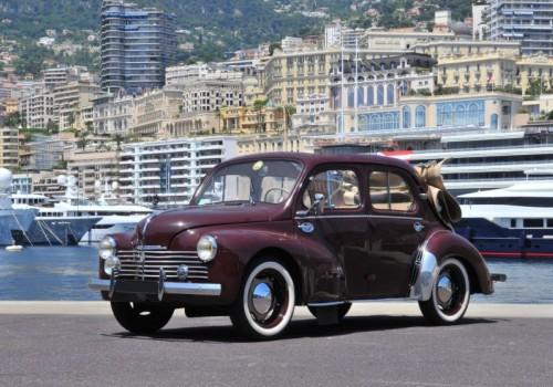 Renault 4 CV -  Découvrable