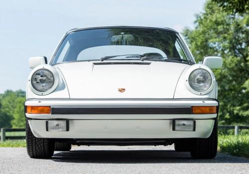 Porsche 911 (Serie G) -  3.0 SC Cabriolet