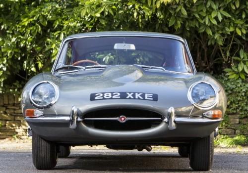 Jaguar Type E -  Série I 4.2L Fixed Head Coupe