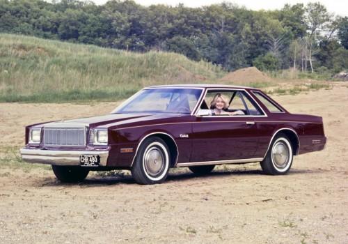 Chrysler Cordoba -  Deuxième génération