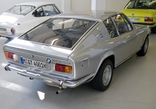 BMW 2002 -  GT4 Frua Coupe