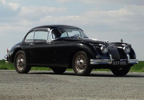 Jaguar XK 150 -  3.8 S Fixed Head Coupe