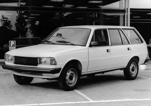 Peugeot 305 II (581M) -  Break (581E) 1.9 Diesel