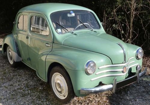 Renault 4 CV -  Ferlec (Automatique)