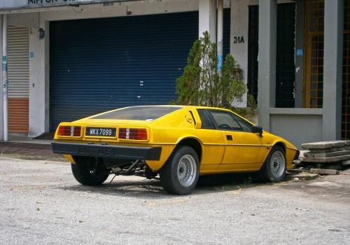 Lotus Esprit -  S3 (85)