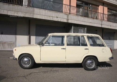 Fiat 124 -  Familiare