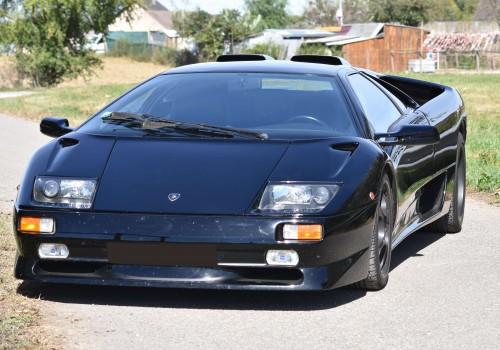Lamborghini Diablo -  SV MY 1999