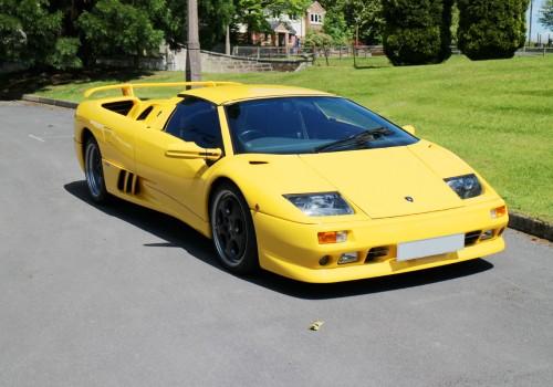 Lamborghini Diablo -  VT Roadster MY1999