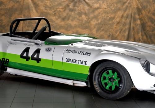 Jaguar Type E -  V12 Group 44