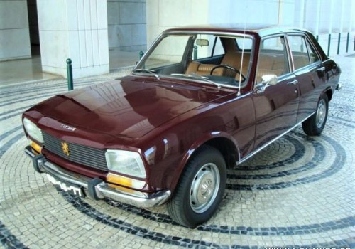 Peugeot 504 -  Berline 1,8L Injection