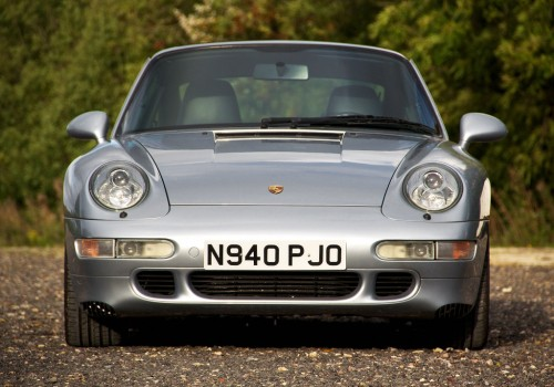 Porsche 911 (993) -  Carrera 4S