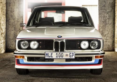 BMW Série 5 (E12) -  530 MLE