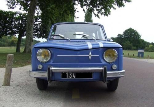 Renault R8 -  Gordini 1100