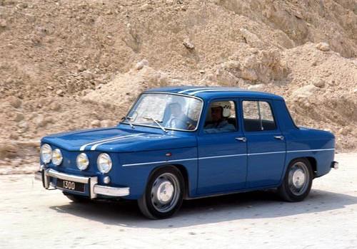 Renault R8 -  Gordini 1300