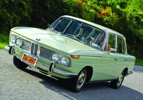 BMW 2000 (E121)