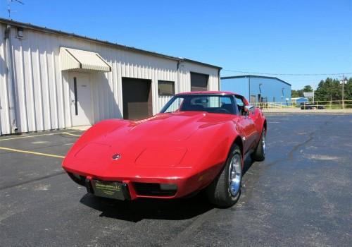 Chevrolet Corvette C3 -  Coupe L48 (1975)