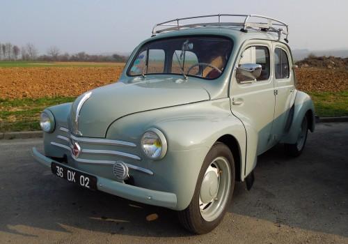Renault 4 CV -  Affaires