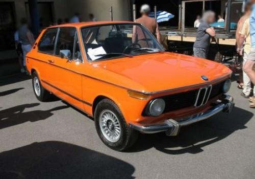 BMW 2002 -  Touring