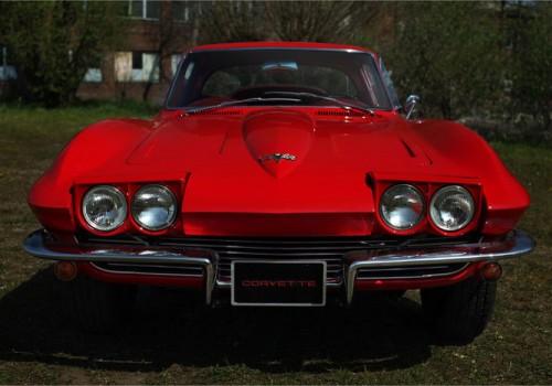 Chevrolet Corvette C2 -  C2 Coupe 327