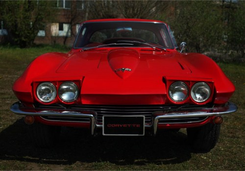 Chevrolet Corvette C2 -  C2 Coupe 327
