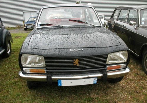 Peugeot 504 -  Berline 1,8L Carbus