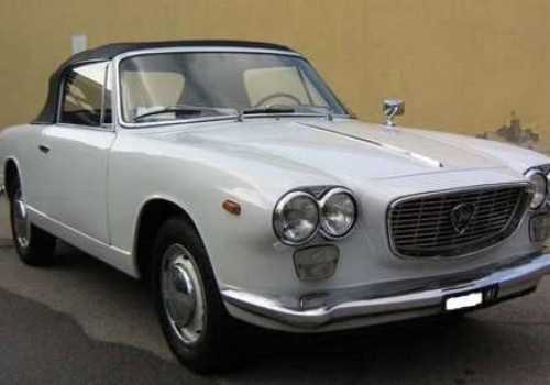 Lancia Flavia -  Convertible 1.8 i