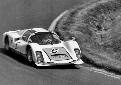 Porsche 906 /8