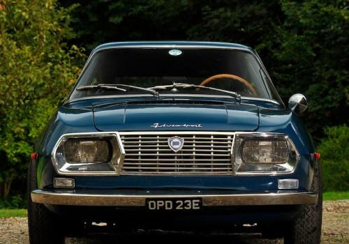 Lancia Fulvia Sport Zagato -  Series I 1.3