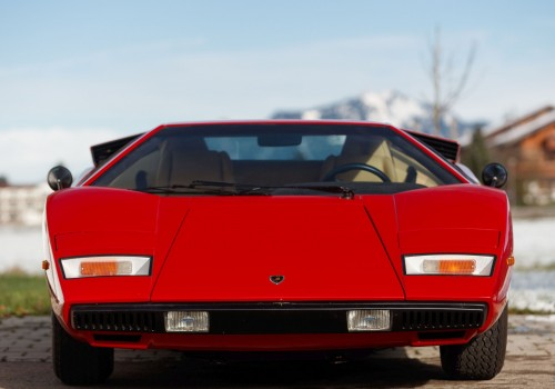 Lamborghini Countach -  LP400