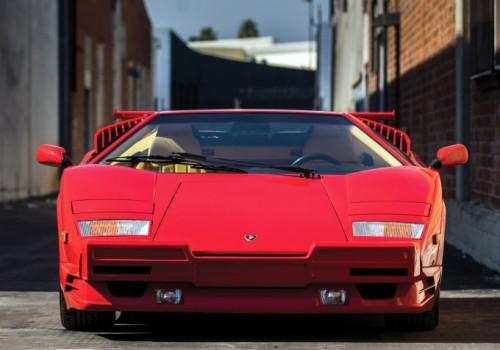 Lamborghini Countach -  25th Anniversary