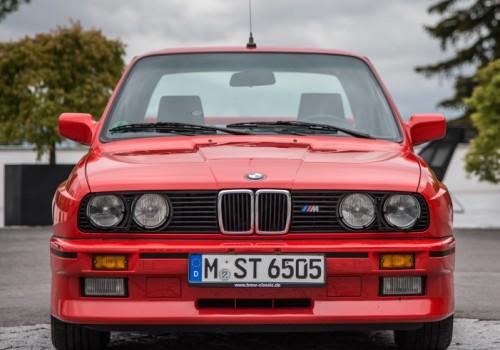 BMW M3 (E30) -  Coupe