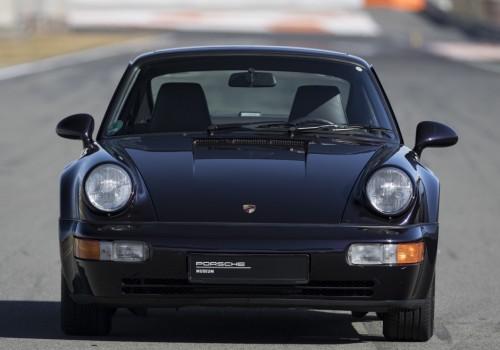 Porsche 911 (964) -  Carrera 4 Anniversaire