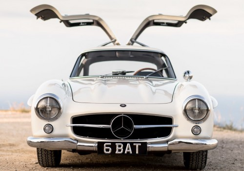 Mercedes-Benz 300 SL -  Alloy 'Gullwing' Coupe