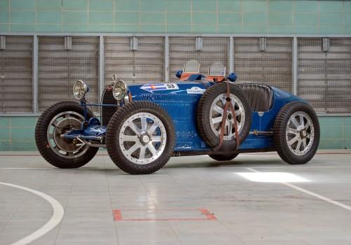 Bugatti Type 35 -  A
