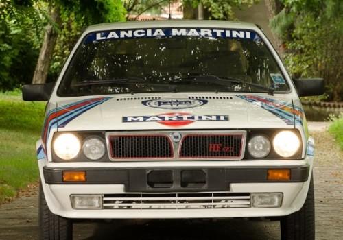 Lancia Delta HF -  4WD