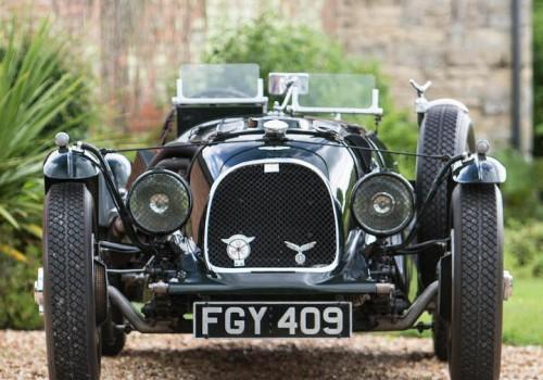 Aston Martin 2 Litres Speed Model -  A/B Type