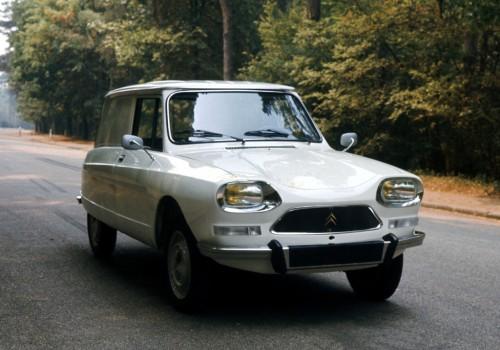 Citroën Ami -  8 Service