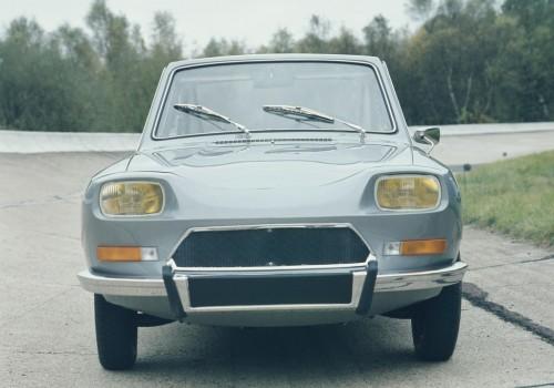 Citroën Ami -  M35 Prototype by Heuliez